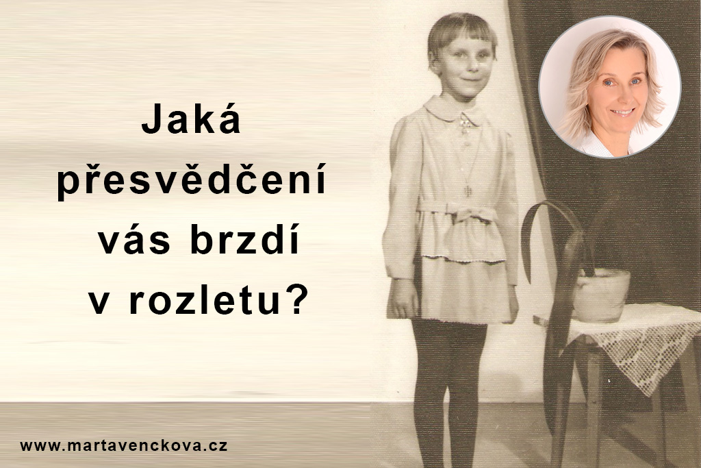 Read more about the article Jaká přesvědčení vás brzdí v rozletu?